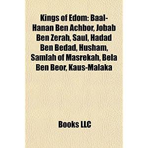 Jobab Ben Zerah | RM.
