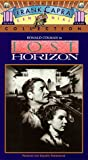 Lost Horizon [VHS]