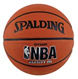 Spalding NBA Youth Outdoor Basketball - Youth Size 5 (27.5)