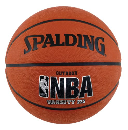 Spalding NBA Youth Outdoor Basketball - Youth Size 5 (27.5