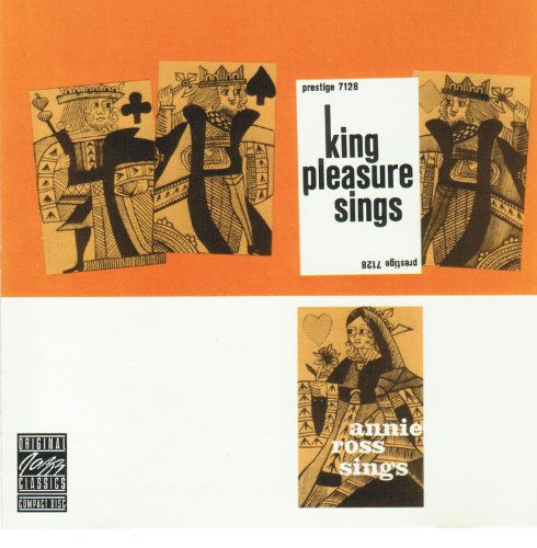 Sings by King Pleasure and Annie Ross