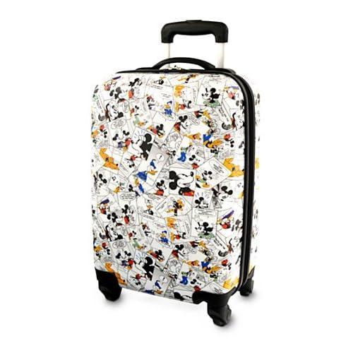 ディズニー 旅行バッグ スーツケース キャリーケース (機内持込可能サイズ) #7501055880033P