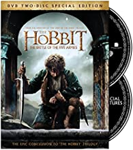 The Hobbit: The Battle of the Five Armies (Special Edition) (DVD+UltraViolet)