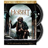 Ian McKellen (Actor), Martin Freeman (Actor), Peter Jackson (Director) | Format: DVD   113 days in the top 100  (2170)  Buy new:  $28.98  $14.96  24 used & new from $13.18