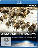Seen On IMAX: Amazing Journeys - Nature's Greatest Migrations [Blu-ray]