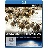 "Seen On IMAX: Amazing Journeys - Nature's Greatest Migrations [Blu-ray]von ""George Casey"""