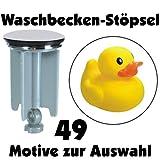 Waschbeckenstöpsel Waschbeckenstopfen Waschtischstöpsel