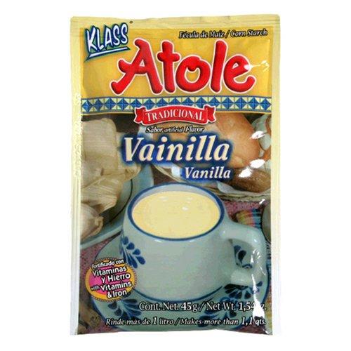 Amazon.com : Klass Atole Vanilla Mix, 1.54-Ounce Packets (Pack of 72
