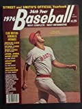 1976 Street and Smith BB Yearbook Fred Lynn Boston Red Sox Near-Mint at Amazon.com