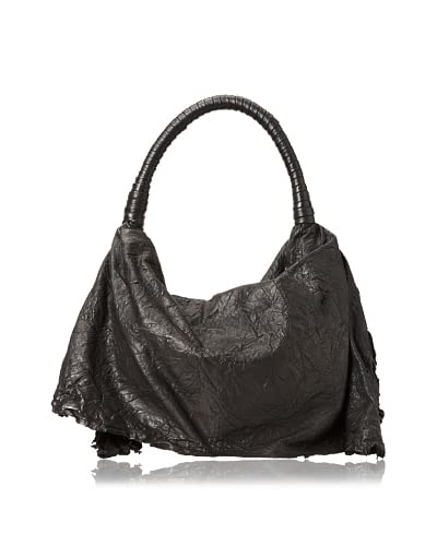 CC Skye Women's Shredder Hobo, Black As You See