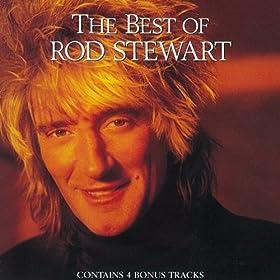 The Best of Rod Stewart のジャケット画像