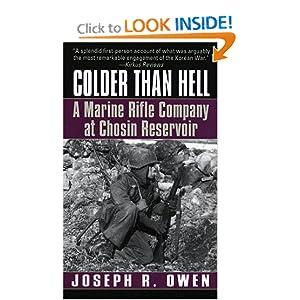 Colder than Hell Joseph R. Owen