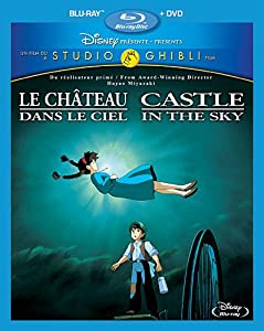 Le Château dans le ciel - Castle in the Sky [Blu-ray + DVD] (Bilingual)