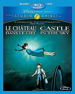 Le Château dans le ciel - Castle in the Sky [Blu-ray + DVD] (Bilingual)