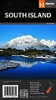 New Zealand - South Island r/v (r) hema 1/1M