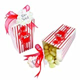 51BXDkCwFvL. SL160  Kate Aspen About To Pop Popcorn Favor Box   Set of 24