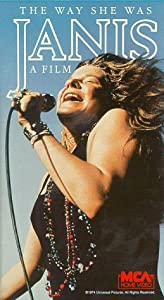 Janis: The Way She Was [VHS]