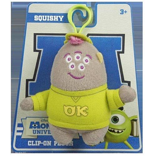 Monsters University Little Friends Clip On (Squishy)
