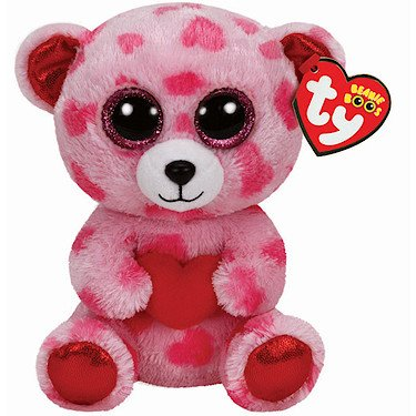 Ty Beanie Boos Sweetikins - Bear with Heart from Ty