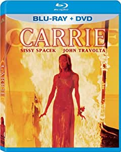 Carrie (Two-Disc Blu-ray/DVD Combo in Blu-ray Packaging)