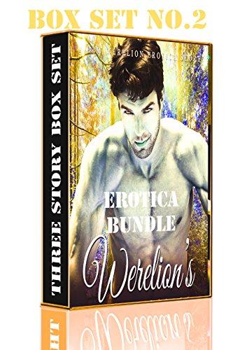 Lucy Lowen - Werelion Alpha Male Bundle (Three BBW WERELION ALPHA PACK SHIFTER PREGNANCY PARANORMAL EROTIC ROMANCE) (English Edition)