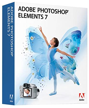 Adobe Photoshop Elements 7 (PC)