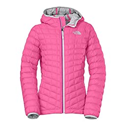 The North Face Thermoball Hoodie Girls Gem Pink L14/16