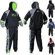 RDX Non Rip MMA Sauna Sweat Suit Trac…