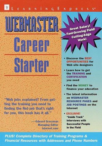 Webmaster Career Starter