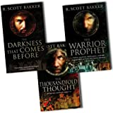 R.Scott Bakker Prince Of Nothing 3 Books Collection Pack Set RRP: 28.78 (The...