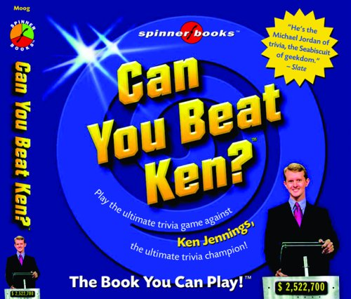 Spinner Books - Can You Beat Ken? - 1