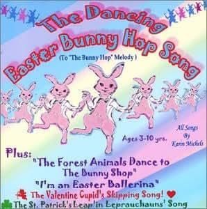 The Dancing Easter Bunny Hop Song