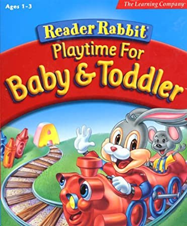 Reader Rabbit Playtime for Baby & Toddler  [OLD VERSION]