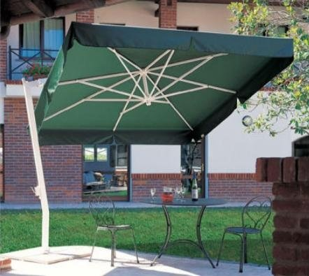 Other Customers Suggested Cantilevered Square Canopy Patio