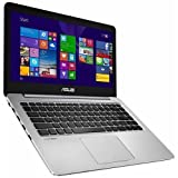"2016 Newest Asus K Series 14"" Ultra Slim 1920 x 1080 Full HD Laptop, Intel Core i7-5500U Processor, 8GB RAM, 750GB HDD, NVIDIA GeForce 940M GDDR3 2GB, Webcam, WIFI, HDMI, Windows 10"