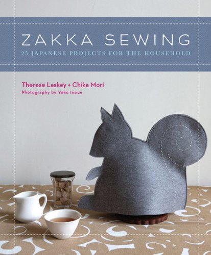 Stewart Tabori & Chang Books: Zakka Sewing 25 Japanese Projects