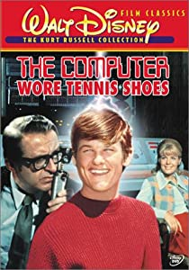 "Cover of ""The Computer Wore Tennis Shoes&..."