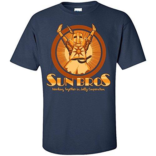 Sun Bros - Dark Souls T-shirt 3
