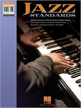 Jazz piano standards pdf