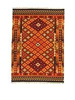 Kilim Carpets by Jalal Alfombra Kilim Sivas 1 (Rojo/Multicolor)