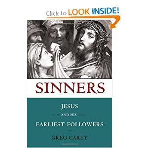 new testament verse on jesus and sinners