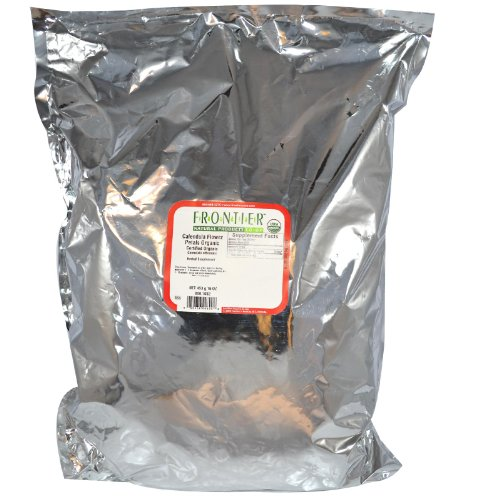 Calendula Flowers Whole - 1 Lb,(Frontier) front-945935