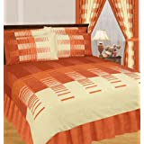 Single Duvet Cover Set With 1 Pillowcase Terracotaby Matching Bedroom Sets