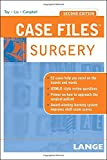 img - for Case Files Surgery, Second Edition (LANGE Case Files) book / textbook / text book