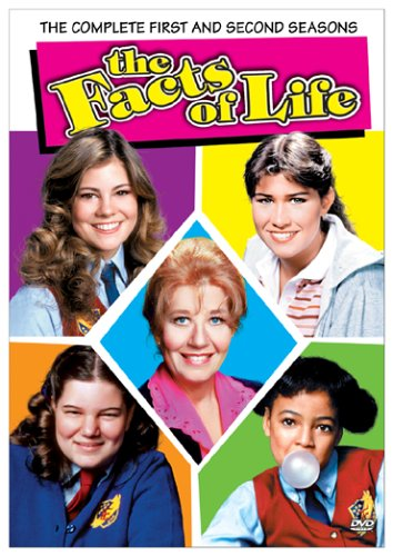 Cover art for  The Facts of Life - The Complete First & Second Seasons