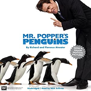 Mr. Popper's Penguins Audiobook