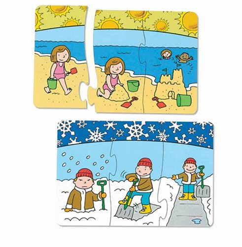 Learning Resources Sequencing Seasons Puzzle Cards, Set Of 10 - Buy Learning Resources Sequencing Seasons Puzzle Cards, Set Of 10 - Purchase Learning Resources Sequencing Seasons Puzzle Cards, Set Of 10 (Learning Resources, Toys & Games,Categories,Preschool,Pre-Kindergarten Toys)