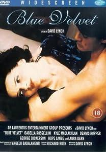 Blue Velvet [DVD]
