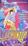 echange, troc Tsukasa Hojo - City Hunter (Nicky Larson), tome 7 : La Femme qui venait d'un pays dangereux