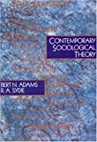 Contemporary sociological theory /